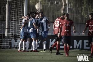 El filial perico pasa a la siguiente fase de la Copa Catalunya
