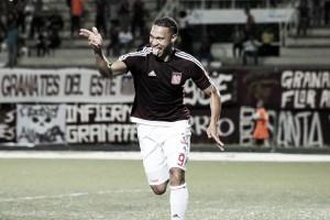 Tommy Tobar sigue encendido y dio la victoria al Carabobo FC en Socopó