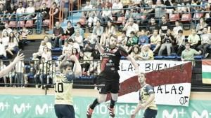 El Ciudad de Logroño continúa sin levantar cabeza