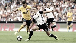 Valencia e Atlético de Madrid empatam sem gols em jogo morno