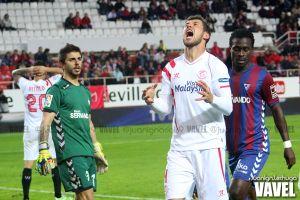 Fotos e imágenes del Sevilla 0-0 Eibar, 15ª jornada de la Liga BBVA