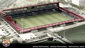 El nuevo Mini Estadi llevará el nombre de Johan Cruyff