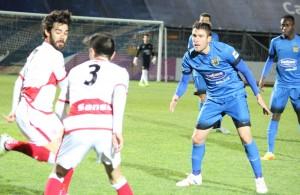 El Fuenlabrada sigue firme en la Copa RFEF