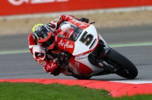 Moto2, a Silverstone prima pole per Zarco. Corsi terzo
