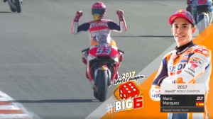 MotoGP, GP de la Comunitad Valenciana - Nel giorno di Pedrosa, Marquez trionfa