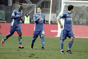Empoli, Mchedlidze verso il forfait contro la Lazio