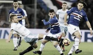 Sampdoria: Giampaolo pensa a Budimir, poche sorprese per la trasferta contro la Lazio