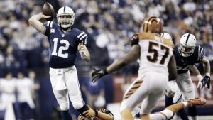 Colts ganó con autoridad