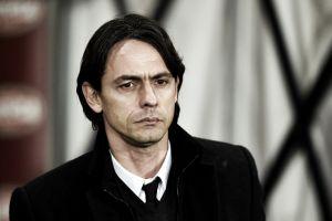 """Inzaghi: """"Il Milan deve avere coraggio"""""""