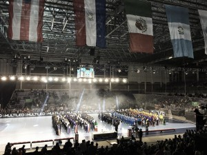 Arrancó el Panamericano de Selecciones en Argentina