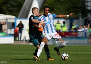 Tom Ince eyeing up England Call up with Huddersfield