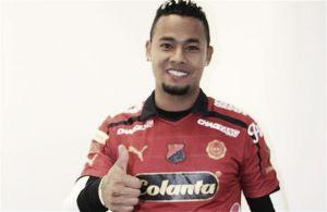 Charles Monsalvo, nuevo jugador del Independiente Medellín
