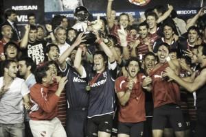 Recordar é viver: em 2010, Independiente venceu a Sul-Americana sobre outro brasileiro
