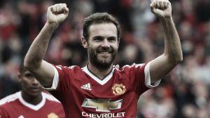 Mata illumina Old Trafford: 2-1 United