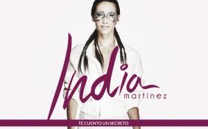 """India Martínez estrena el videoclip de """"Todo no es casualidad"""""""