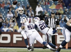 Buffalo Bills fall short as time expires against Indianapolis Colts