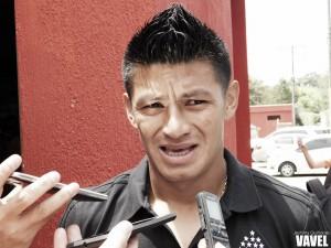 """Jhonny Vásquez: """"Se deben cumplir los objetivos, juegue quien juegue"""""""