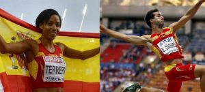 Indira Terrero y Eusebio Cáceres, alegrías españolas en la cuarta jornada de Zúrich