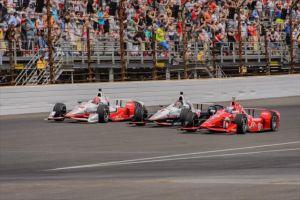 IndyCar: Montoya Wins An Incredible Indy 500