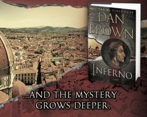 """Dan Brown vuelve con su novela más ambiciosa, """"Inferno"""""""