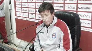 """Alfredo Berti: """"El equipo tuvo mucho carácter"""""""