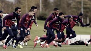 Gareth Southgate presentó a los convocados de Inglaterra