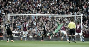 Aston Villa 0-1 Burnley: Ings' early strike ends Burnley stay in the top flight on a high