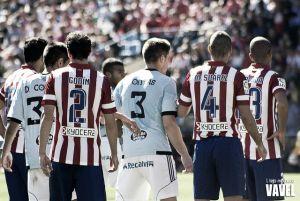 La inseguridaddel Atlético de Madrid