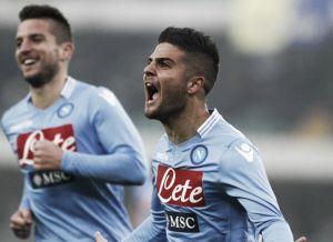 El Nápoles se aprovecha de las carencias defensivas del Hellas Verona