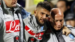 Insigne: I will come back stronger