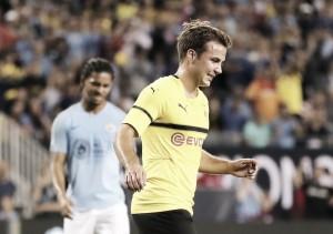 El Borussia Dortmund supera al City de Guardiola