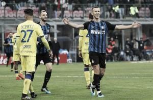 Serie A TIM: un'Inter devastante si prende il primato. Tripletta di Perisic e 5-0 al Chievo