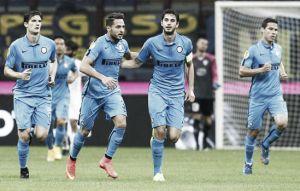 El Inter de Milán vence sin fútbol al Qarabag