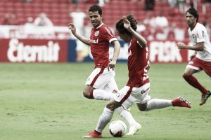 Valdívia e Nilmar são dúvidas do Internacional para duelo contra Flamengo