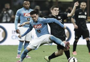 Inter Milan 2-2 Napoli: Dramatic finish in Milano
