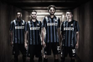 Inter, presentata la nuova maglia