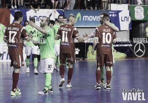 ElPozo Murcia - Inter Movistar: la pelota no se mancha