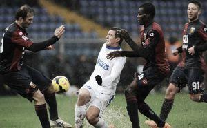 El Inter naufraga en Marassi