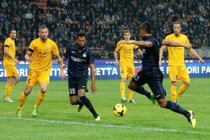 Inter de Milan-Hellas Verona: puestos igualados, objetivos diferentes