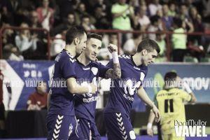 Inter Movistar saca su mejor versión para superar a Jaén FS