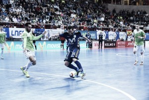 Movistar Inter le devuelve los cinco goles a Palma Futsal