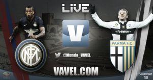 Inter de Milán vs Parma en vivo y en directo online