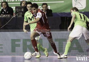Santiago Futsal - Inter Movistar: cambio de chip