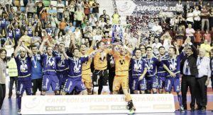 Movistar Inter conquista su undécima Supercopa de la LNFS