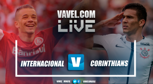 Resultado Inter x Corinthians online pelo Campeonato Brasileiro 2018 (2-1)