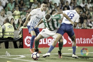 La agenda de los internacionales del Málaga CF