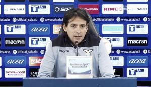 """Lazio, Inzaghi in vista del Palermo: """"Saremo affamati e con furore agonistico"""""""