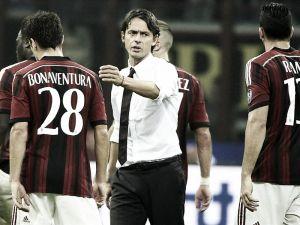 """Milan, Inzaghi:"""" Inutile trovare scuse, dobbiamo solo rimboccarci le maniche e lavorare"""""""