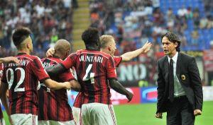 Milan, col Cesena si cambia