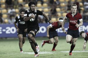 New Zealand and England to meet in World Rugby Under 20 Championship final